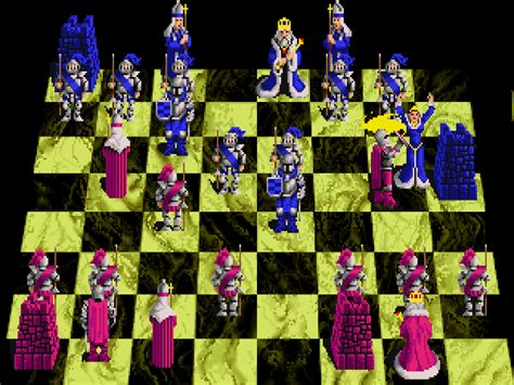 Download Battle Chess | DOS Games Archive
