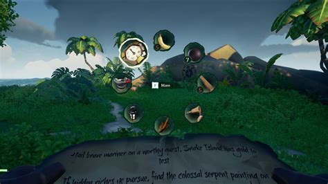 Sea Of Thieves Snake Island Riddle: Colossal Serpent