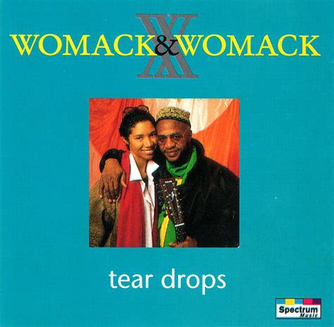 Womack & Womack - Tear Drops (CD, Compilation) | Discogs