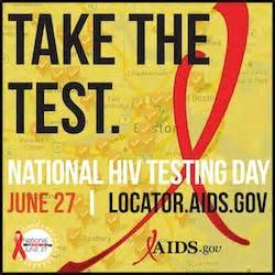 National HIV Testing Day!   Out Magazine